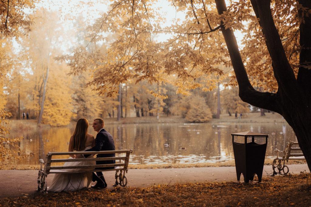 sesja plenerowa ślubna fotograf ślubny warszawa łódź pałac wilanów ogrody wilanowskie