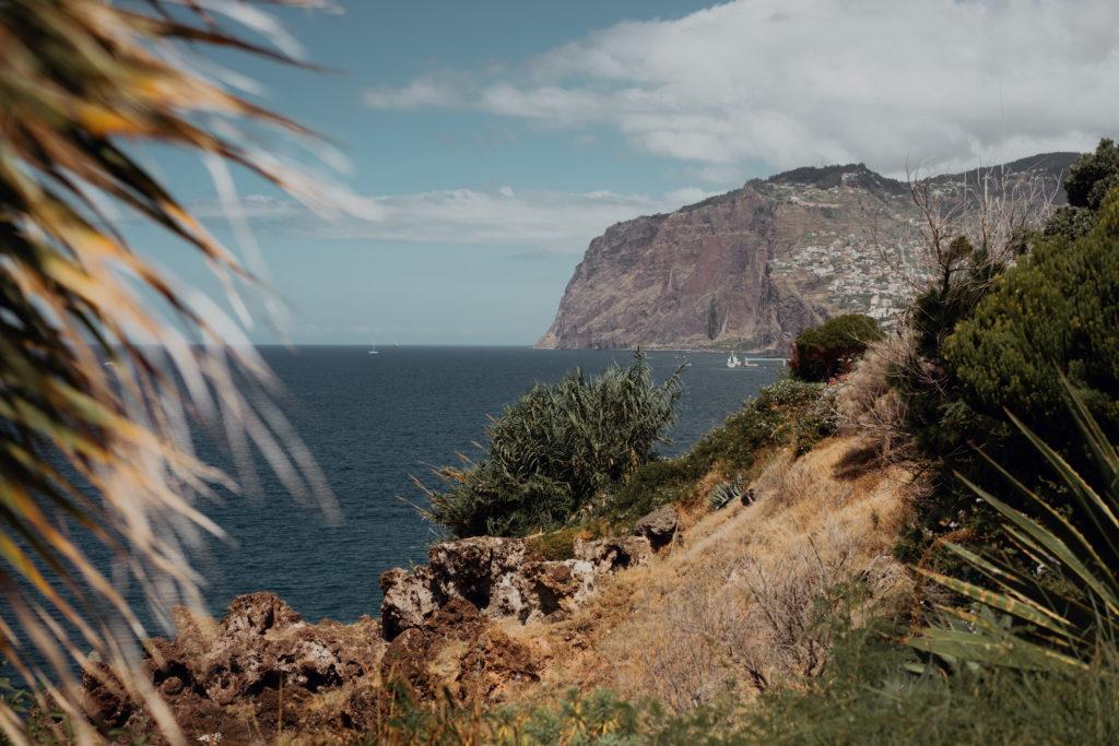 madera wyspa na ślubne podróże fotografia ślubna plener ślubny sesja narzeczeńska