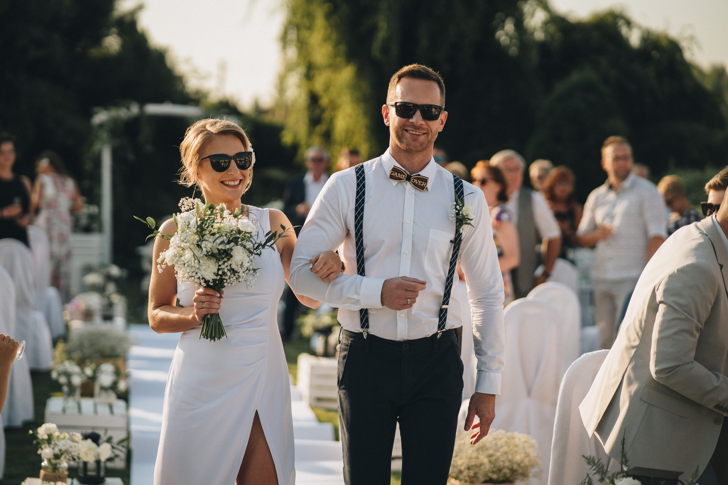 ślub plenerowy fotografia ślubna fotograf ślubny